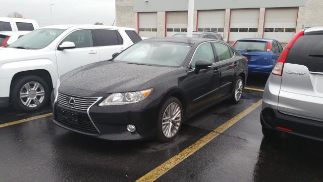2013 LEXUS ES350 TECH PACKAGE