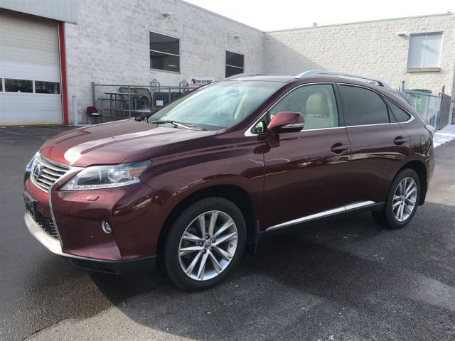 2015 LEXUS RX350 TOURING PLUS